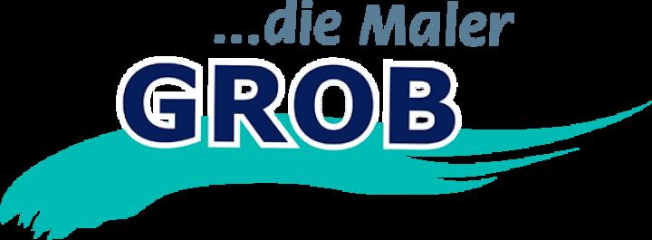 Logo: Grob Malerbetrieb AG
