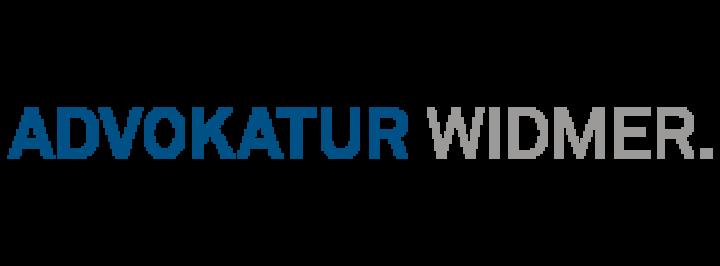 Logo: Advokatur Widmer